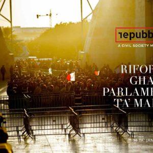 Reforming Malta's Parliament