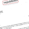 Letter sent by Repubblika to the Commissioner of Police